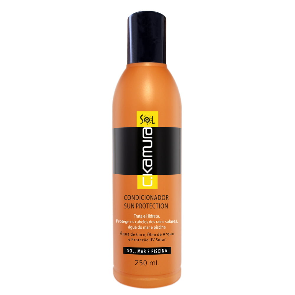 SUN PROTECTION CONDICIONADOR 250ML - CELSO KAMURA