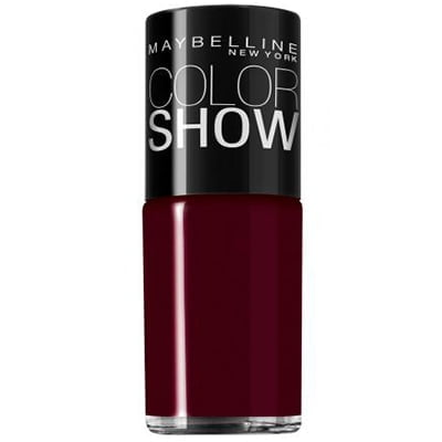 ESMALTE COLOR SHOW 10ML MAYBELLINE - 275 CANDY APPLE