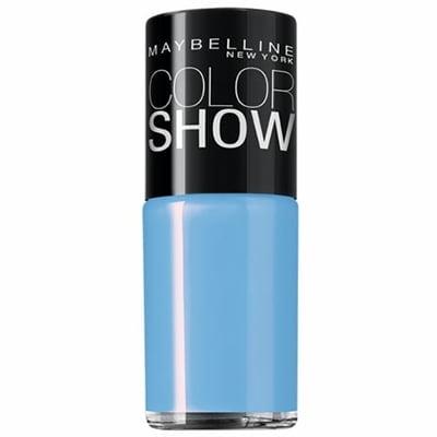 ESMALTE COLOR SHOW 10ML MAYBELLINE - 350 COOL BLUE
