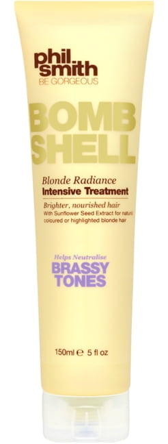 PHIL SMITH BOMBSHELL BLOND RADIANCE INTENSIVE TREATMENT