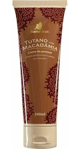 Creme de Pentear Barrominas Tutano com Macadâmia