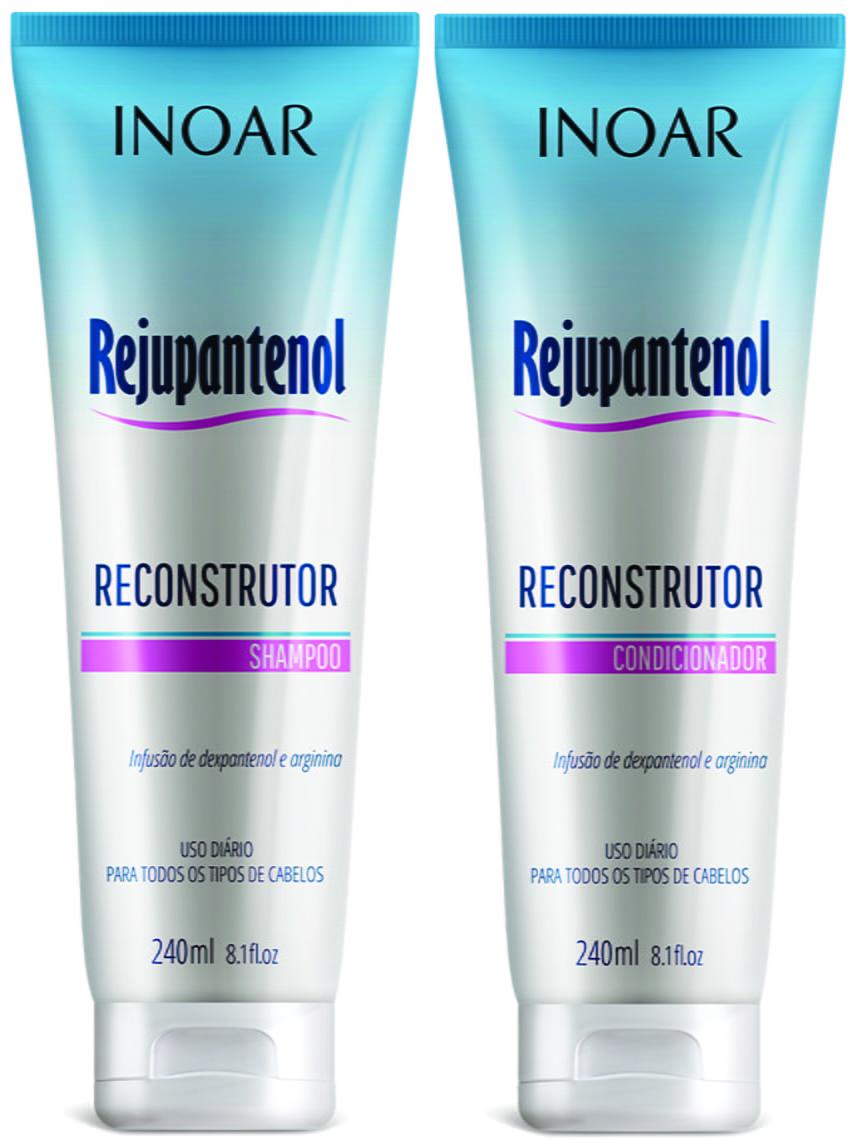 Kit Inoar Rejupantenol Shampoo + Condicionador?