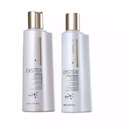Kit Meditarrani Oyster – Shampoo + Condicionador Oyster - Mediterrani