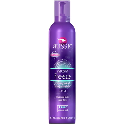 MOUSSE AUSSIE - FREEZE MOUSSE GEL AUSSIE