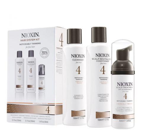 NIOXIN 2 - Kit Para Cabelos Finos e Frágeis