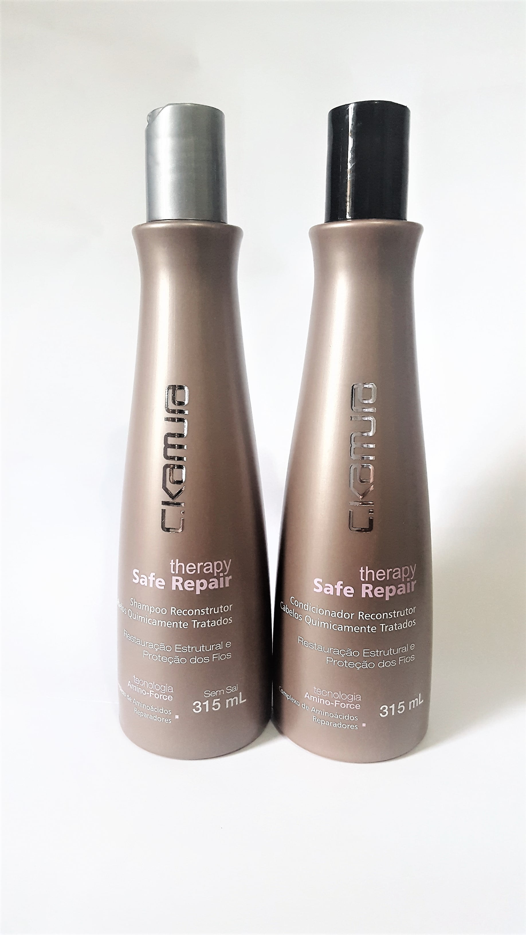 SHAMPOO + CONDICIONADOR C.KAMURA THERAPY SAFE REPAIR - CELSO KAMURA