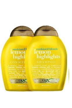 Shampoo e Condicionador Organix Lemon Highlights - Organix