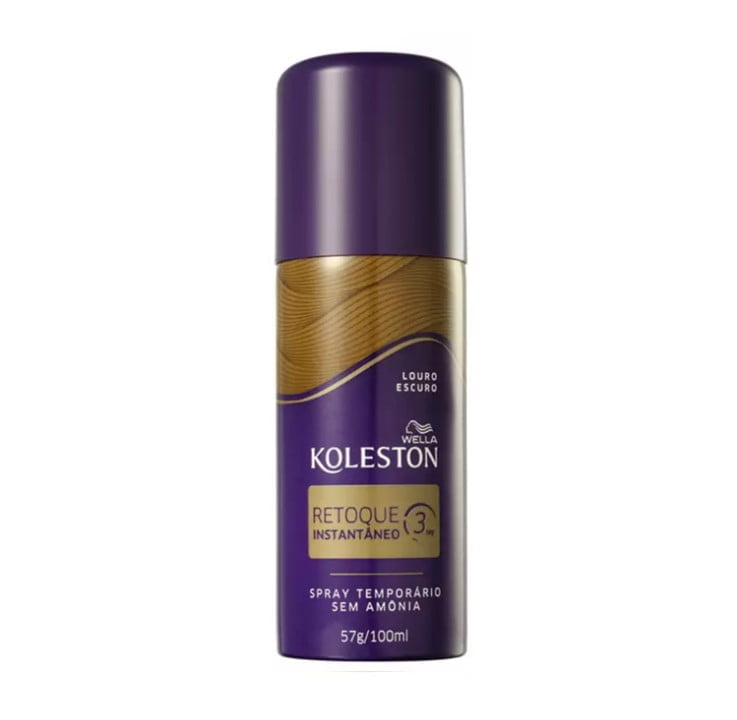 WELLA KOLESTON - RETOQUE INSTANTÂNEO  - LOURO ESCURO 100ML - WELLA KOLESTON