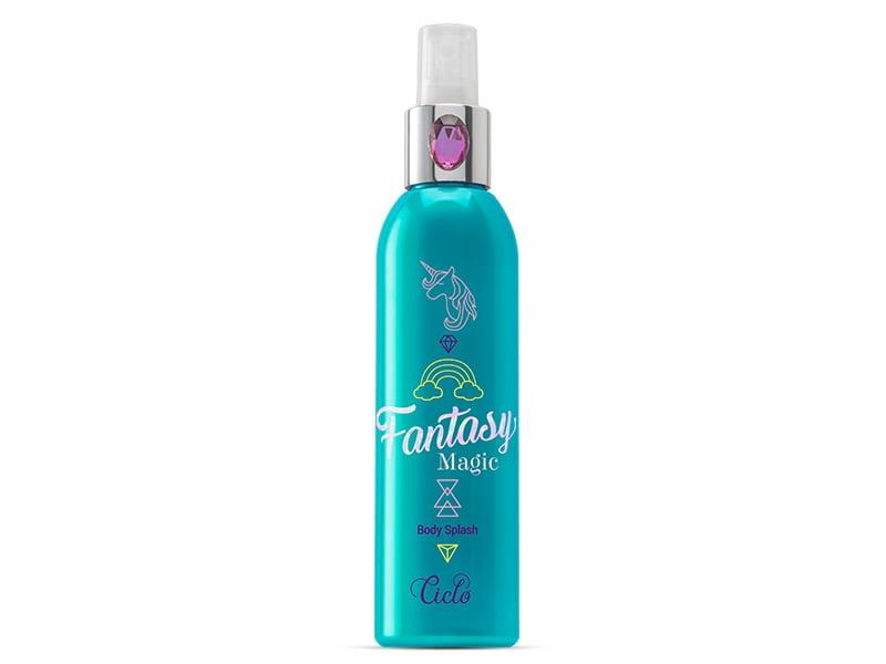 Body Splash Fantasy Magic 200ml - Perfume Feminino Ciclo