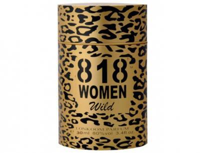 PERFUME LONKOOM 818 WOMEN WILD - PERFUME FEMININO EAU DE TOILETTE