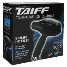 Secador Taiff - Tourmaline Ion Cerâmica - Taiff - 110 V