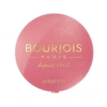 BLUSH LITTLE ROUND POT 2,5G BOURJOIS COR 34 ROSE D´OR
