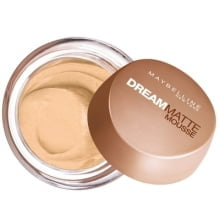 BASE DREAM MATTE MOUSSE  COR 2.5 MEDIUM NATURAL BEIGE- MAYBELLINE