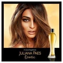 PERFUME  EXOTIC FEMININO EAU DE TOILETTE – JULIANA PAES