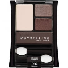 ESTOJO 4 SOMBRAS MAYBELLINE EXPERT WEAR QUAD 02 STYLISH SMOKES NATURAL