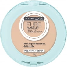 PÓ MAYBELLINE PURE MAKE UP - MAYBELLINE