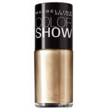 ESMALTE COLOR SHOW 10ML MAYBELLINE - 580 GOLDEN SAND