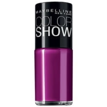 ESMALTE COLOR SHOW 10ML MAYBELLINE - 420 FUCHSIA FEVER
