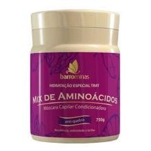 Máscara Barro Minhas - Mix de Aminoácidos 750g